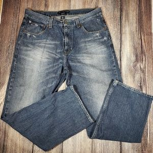 Tommy Hilfiger freedom fit Jeans straight 36 x 30